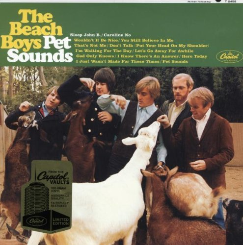 Beach Boys Pet Sounds Lp