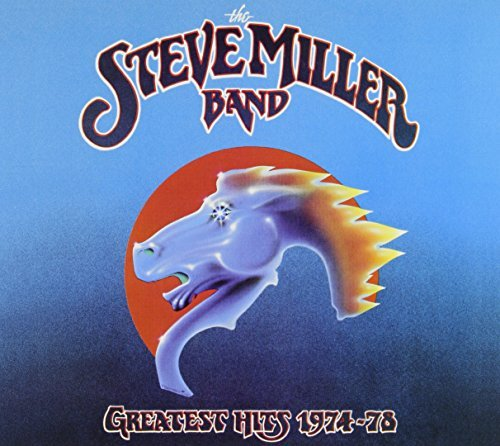 Steve Miller Band Greatest Hits 1974