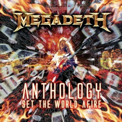 Megadeth Anthology Set The World A Fir 2 CD
