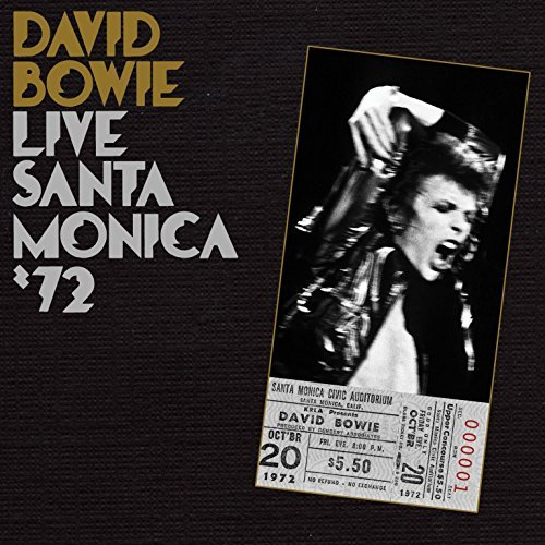 David Bowie Live In Santa Monica '72