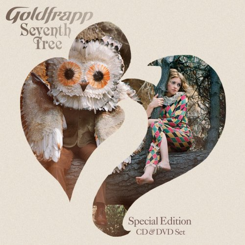 Goldfrapp Seventh Tree Tour Edition Import Gbr Incl. Bonus DVD