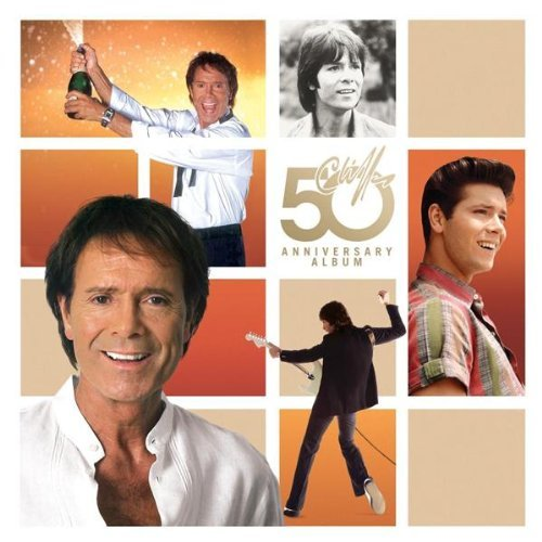 Cliff Richard 50th Anniversary Album Import Arg
