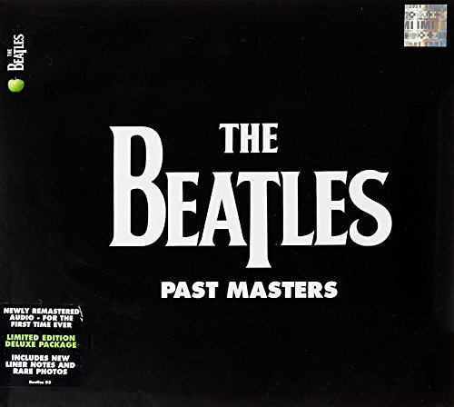 Beatles Vol. 1 2 Past Masters Remastered Digipak 2 CD