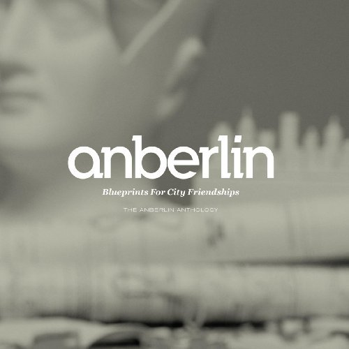 Anberlin Blueprints For City Friendship 3 CD