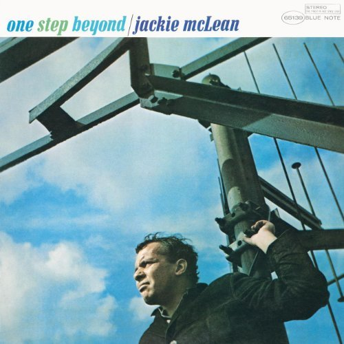 Jackie Mclean One Step Beyond Rudy Van Gelder Editions