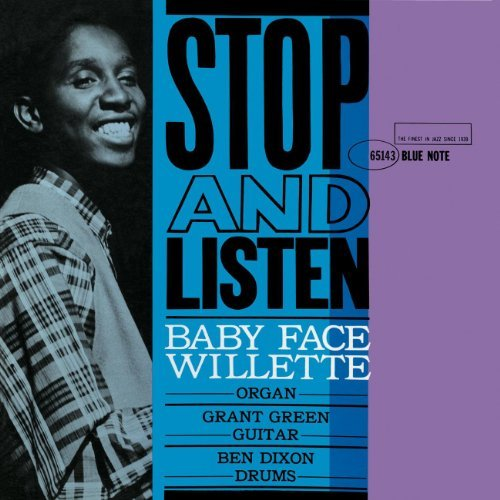 Willette Baby Face Stop & Listen Rudy Van Gelder Editions