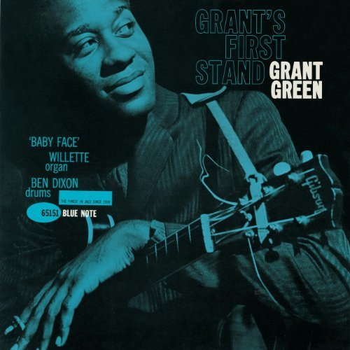 Grant Green Grant's First Stand Rudy Van Gelder Editions