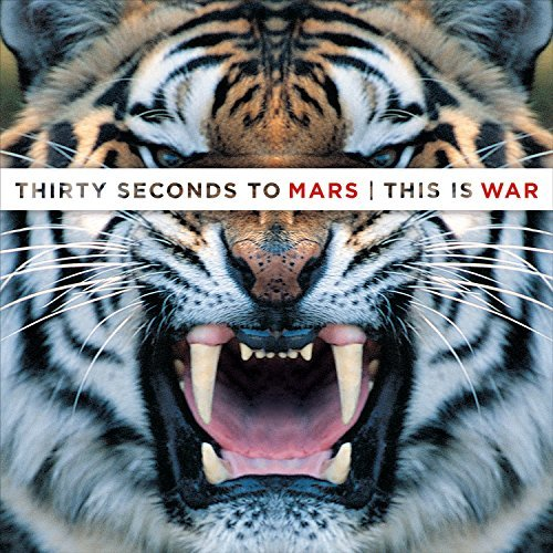 Thirty Seconds To Mars This Is War 3 Lp
