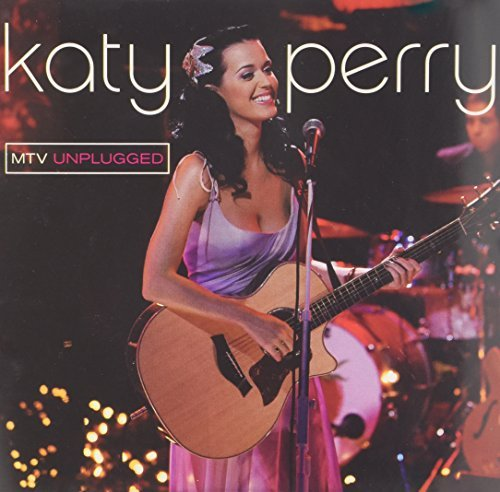 Katy Perry Katy Perry Mtv Unplugged Incl. DVD