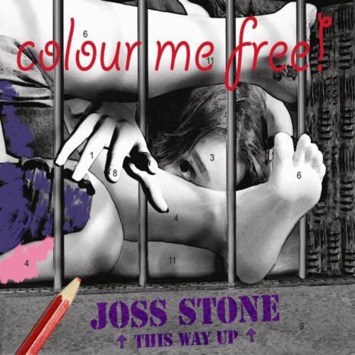 Joss Stone Colour Me Free Import Eu