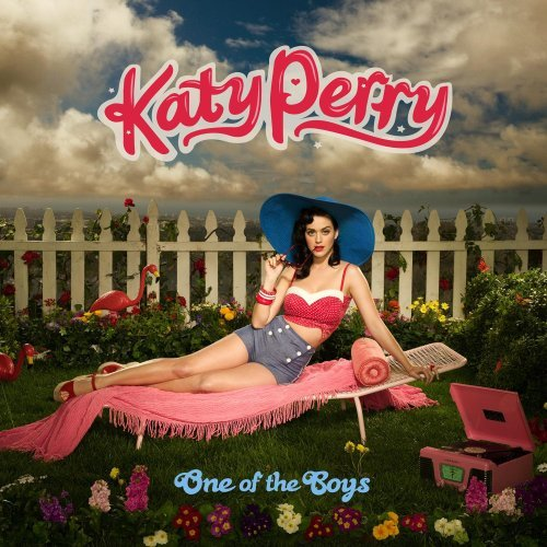 Katy Perry One Of The Boys 2 Lp