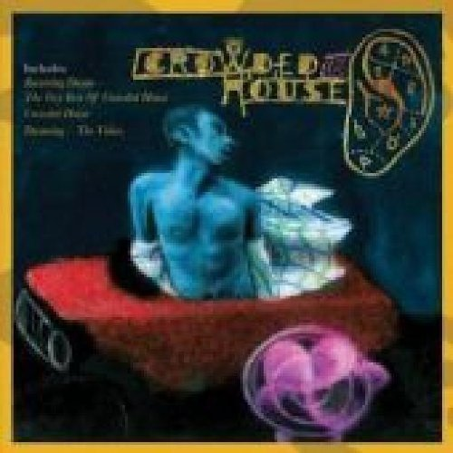 Crowded House Holiday Gift Pack 2 CD Set Incl. DVD Jewel Box