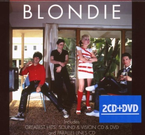 Blondie Holiday Gift Pack 2 CD Set Incl. DVD Jewel Box