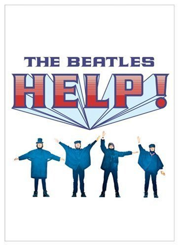 Beatles Help! Deluxed Ed. Lmtd Ed. 2 DVD Incl. Book