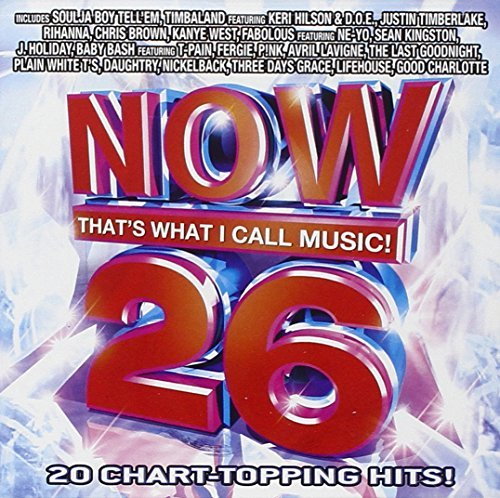 Now That's What I Call Music Vol. 26 Now That's What I Call
