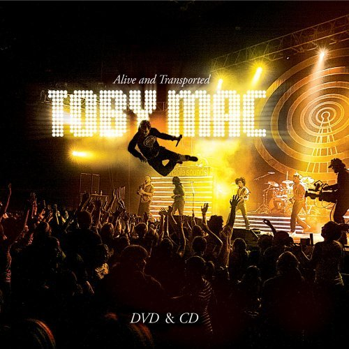 Tobymac Alive & Transported Incl. DVD