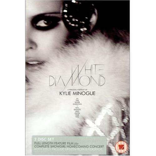 Kylie Minogue White Diamond Show Girl Homeco Import Eu Ntsc (0)