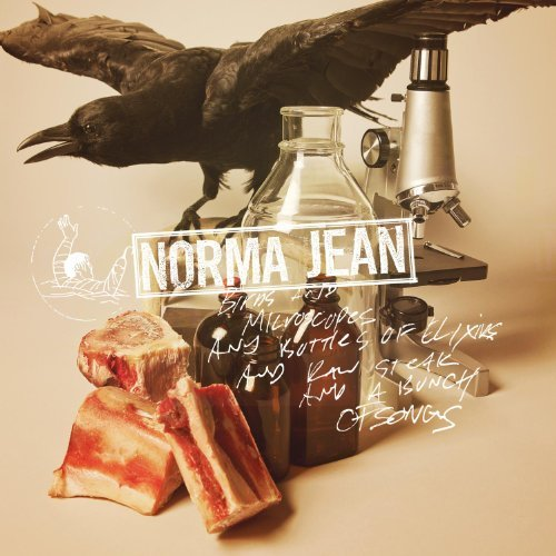 Norma Jean Birds & Microscopes And... 3 CD