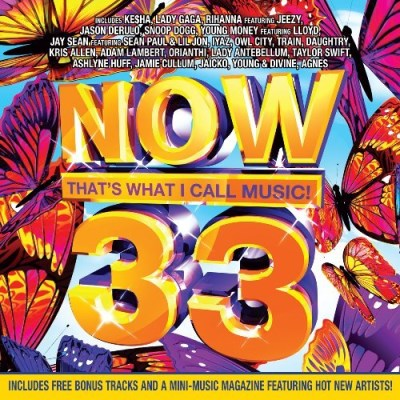 Now That's What I Call Music Vol. 33 Now That's What I Call