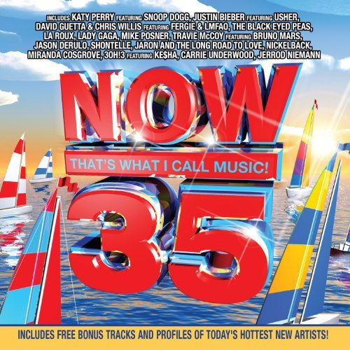 Now That's What I Call Music Vol. 35 Now That's What I Call