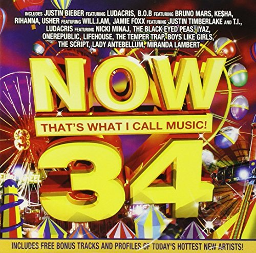 Now That's What I Call Music Vol. 34 Now That's What I Call