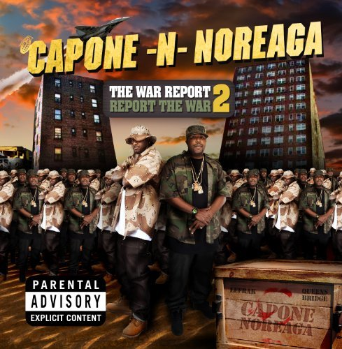 Capone N Noreaga War Report 2 Explicit Version