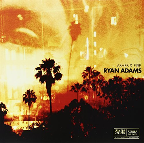 Ryan Adams Ashes & Fire Lp