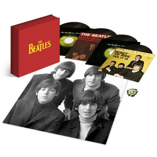 Beatles Singles 7 Inch Single 4 7 Inch Singles