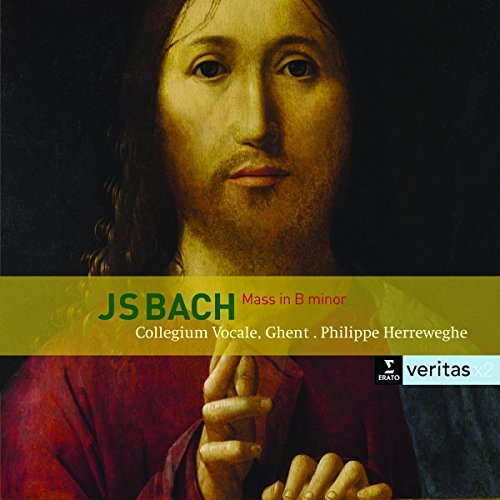 Philippe Herreweghe Bach Mass In B Minor 2 CD