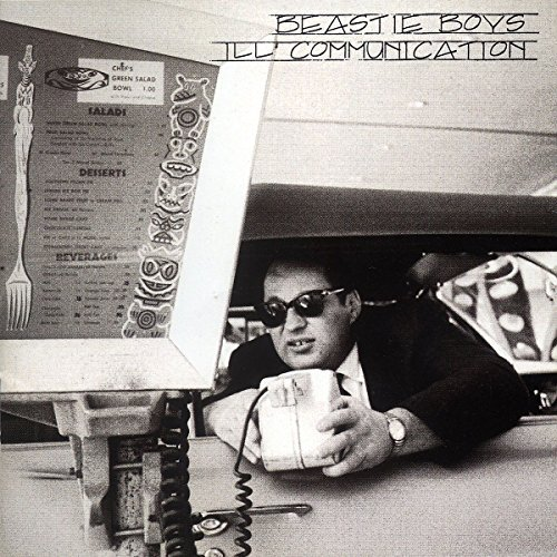 Beastie Boys Ill Communication Explicit Version 2 Lp