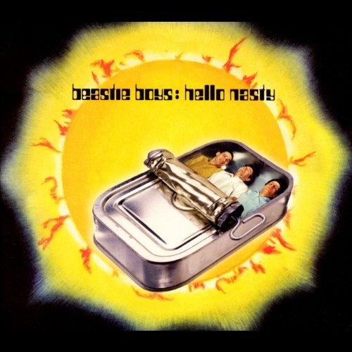 Beastie Boys Hello Nasty Explicit Version