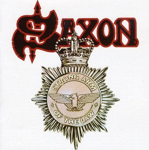 Saxon Strong Arm Of The Law Import Eu