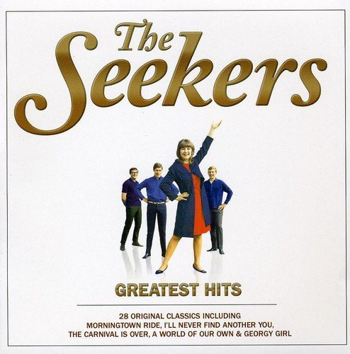 Seekers Greatest Hits Import Gbr