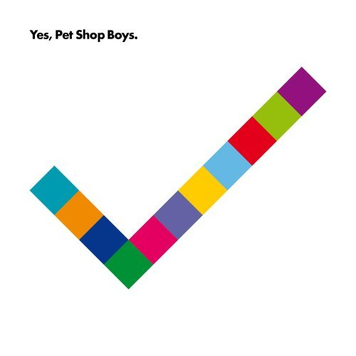 Pet Shop Boys Yes