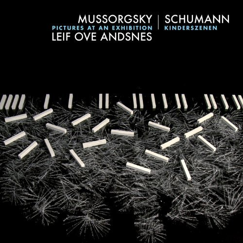 Andsnes Leif Ove Mussorgsky M. Pictures Reframed