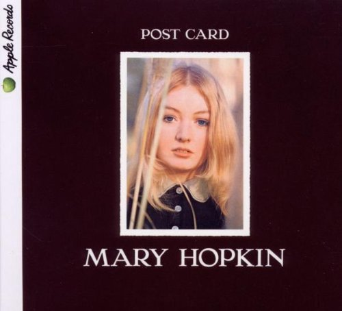 Mary Hopkin Post Card