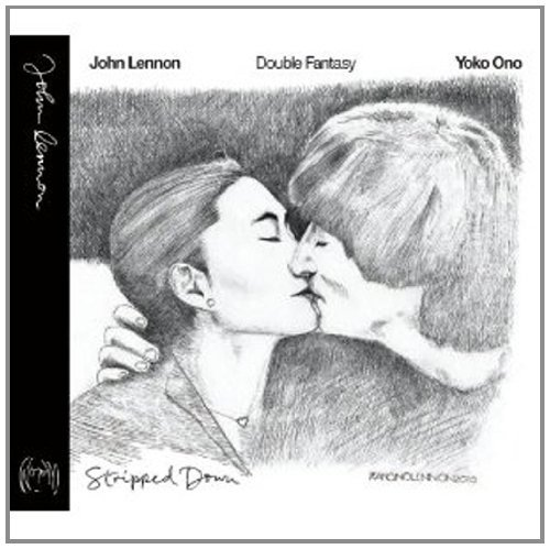 John & Yoko Ono Lennon Double Fantasy Stripped Down 2 CD