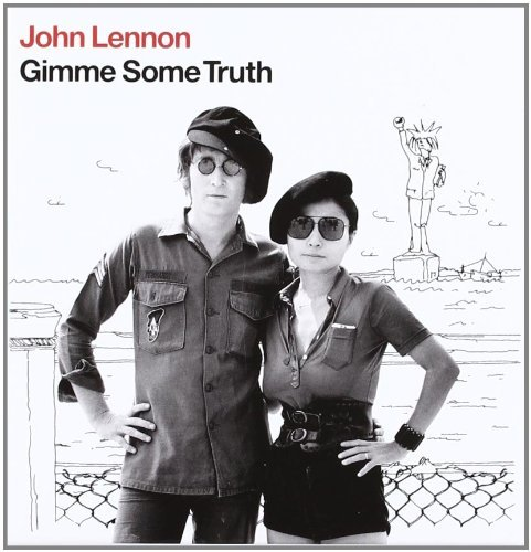 John Lennon Gimme Some Truth 4 CD