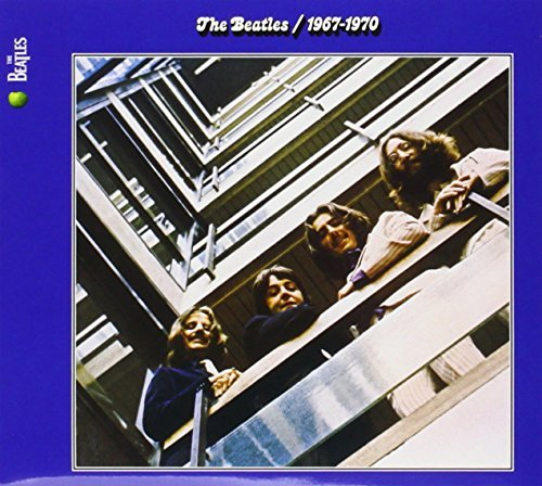 Beatles Blue 1967 1970 Remastered 2 CD Digipak Incl. Booklet