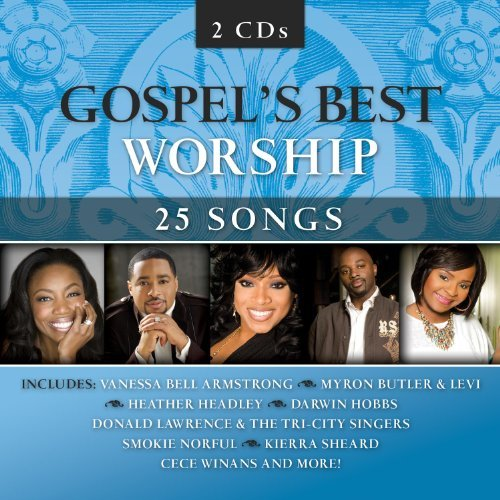 Gospel's Best Worship Gospel's Best Worship 2 CD