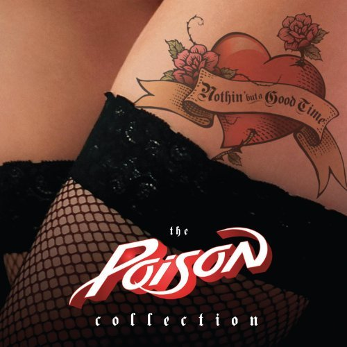 Poison Nothing But A Good Time Box 2 CD