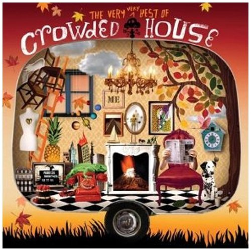 Crowded House Very Very Best Of Crowded Hous