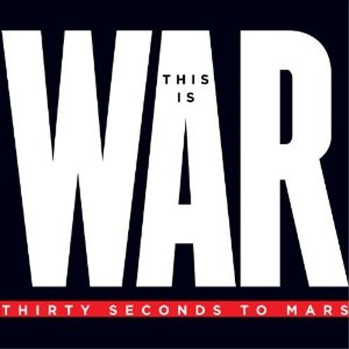 Thirty Seconds To Mars This Is War Deluxe Ed. Incl. DVD