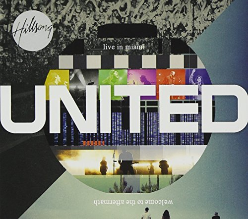 Hillsong United Live In Miami (2cd Dvd) Deluxe Ed. 2 CD Incl. DVD