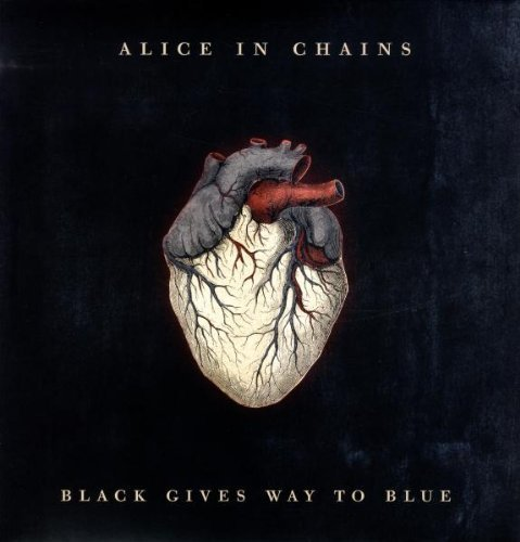 Alice In Chains Black Gives Way To Blue 2 Lp