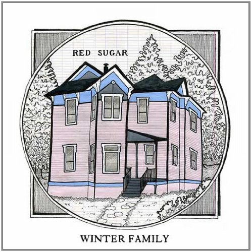 Winter Family Red Sugar