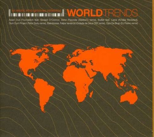 World Trends World Trends Digipak