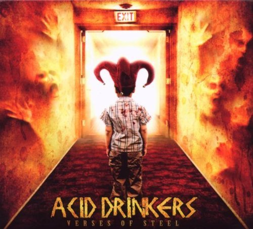 Acid Drinkers Verses Of Steel