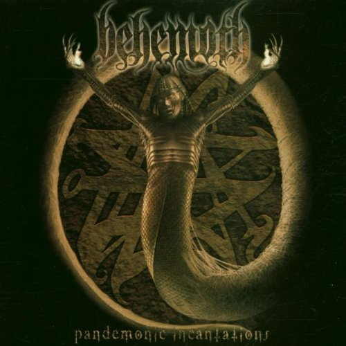 Behemoth Pandemonic Incantations Remastered Incl. Bonus Tracks