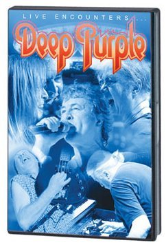 Deep Purple Live Encounters Import Gbr Ntsc (0)
